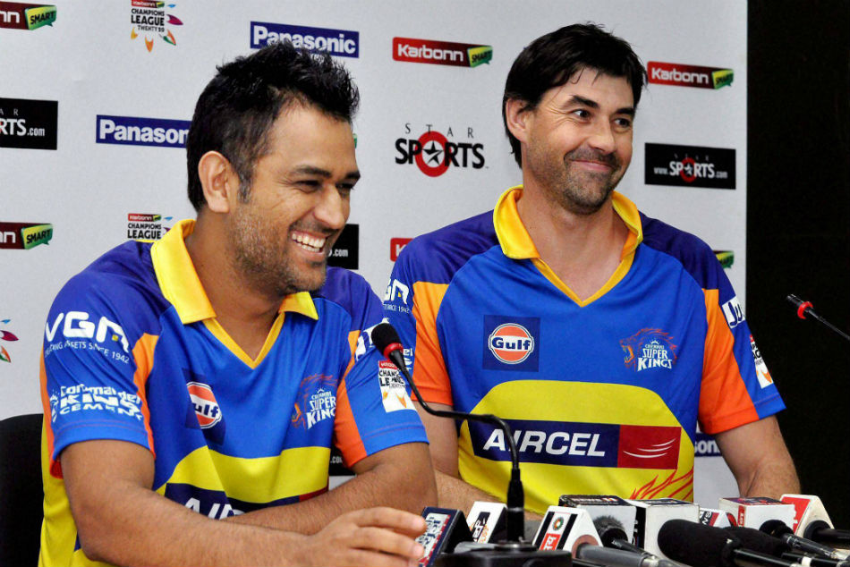 Chennai Super Kings Coaches