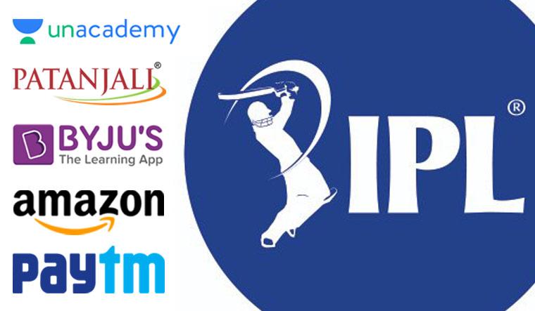 IPL 2020 Complete Sponsors List